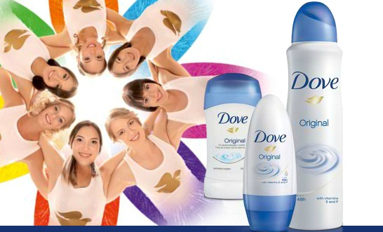 Акция Dove